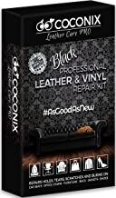 Coconix Black Leather Repair Kits for Couches – Vinyl & Upholstery Repair Kit..
