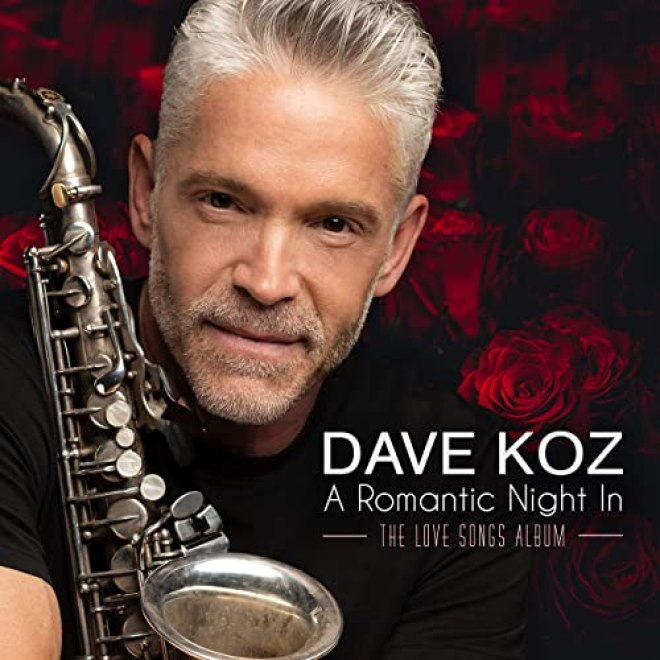 A Romantic Night In (The Love Songs Album) by Dave Koz on Amazon Music -  Amazon.com