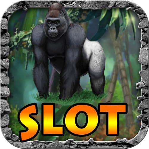 Gorila de África safari de lujo Máquinas tragamonedas máq
