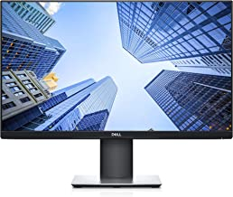 Dell P2419H 24 Inch LED-Backlit, Anti-Glare, 3H Hard Coating IPS Monitor – (8 ms..