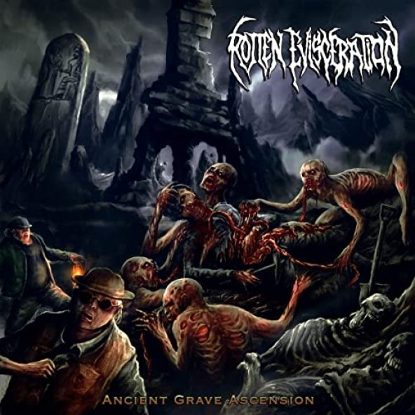 Image result for rotten evisceration ancient grave ascension