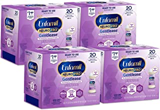 Enfamil Neuropro Gentlease Ready To Feed Infant Formula 2 fl.oz. Nursette Bottle (24..