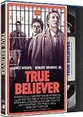 True Believer - Retro VHS Style