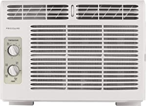 Frigidaire 5,000 BTU 115V Window-Mounted Mini-Compact Air Conditioner with Mechanical..
