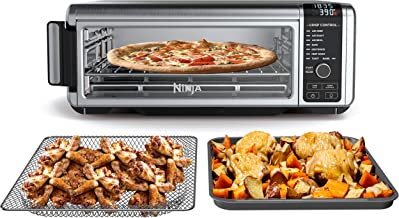 Ninja Foodi Digital Fry, Convection Oven, Toaster, Air Fryer, Flip-Away for Storage, with..