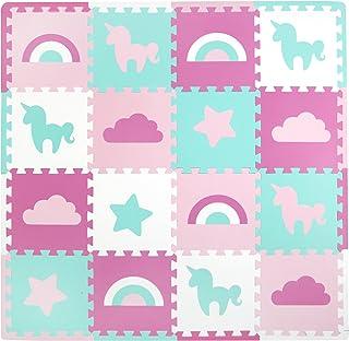 Tadpoles Baby Play Mat, Kid's Puzzle Exercise Play Mat – Soft EVA Foam..