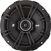 "Kicker DSC650 DS Series 6.5"" 4-Ohm Coaxial Speakers – Pair"