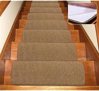Explore Outdoor Step Rugs For Stairs Amazon Com | Outdoor Carpet Stair Treads | Indoor Outdoor | Flooring | Ottomanson Jardin | Non Skid | Anti Slip