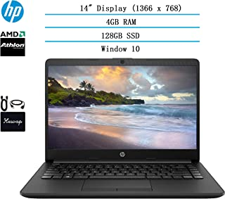 2020 HP 14 inch HD Laptop Newest for Business and Student, AMD Athlon Silver 3050U (Beat..