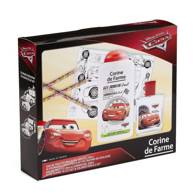 Corine De Farme  Duft für Kinder Cars  Eau de Toilette Disney
