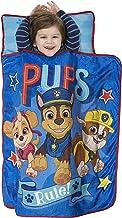 Paw Patrol We're A Team Toddler Nap Mat – Includes Pillow & Fleece Blanket..
