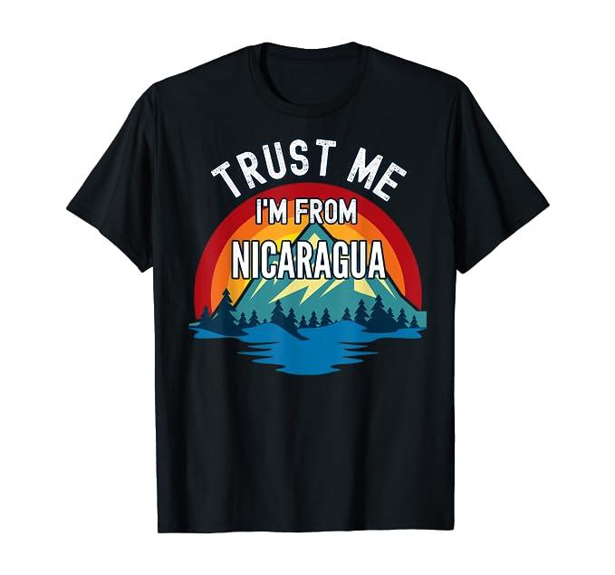 Camisa de Nicaragua
