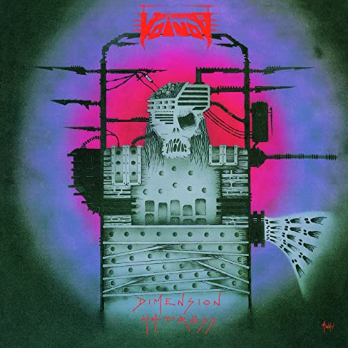 Dimension Hatröss (Expanded Edition) [Explicit] de Voivod sur ...