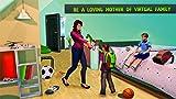 maman virtuelle: jeux de famille heureux