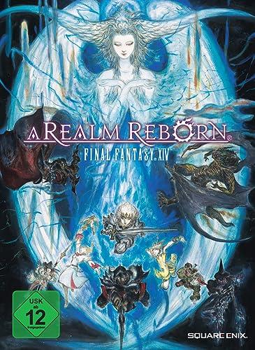 FINAL FANTASY XIV: A Realm Reborn Collector's Edition [PC Code]