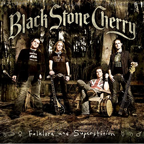 Folklore and Superstition de Black Stone Cherry sur Amazon Music ...