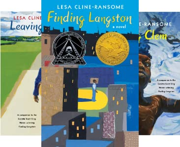The Finding Langston Trilogy (3 book series) Kindle Edition