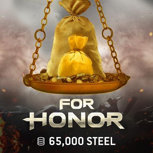 For Honor - 65.000 Einheiten Stahl [PC Code - Uplay]