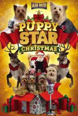 Afbeeldingsresultaat voor pup star christmas