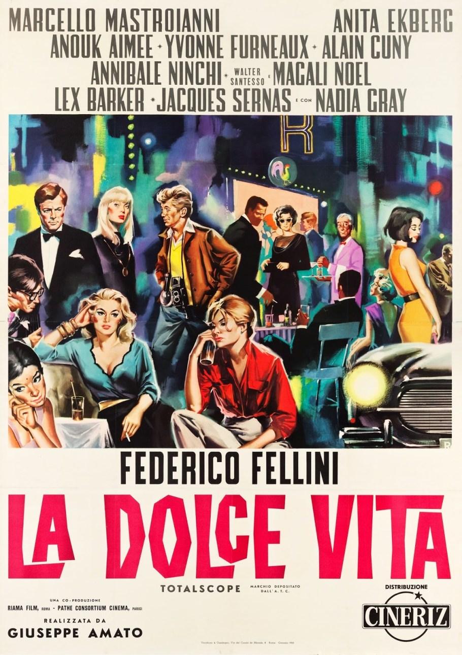 Image result for la dolce vita