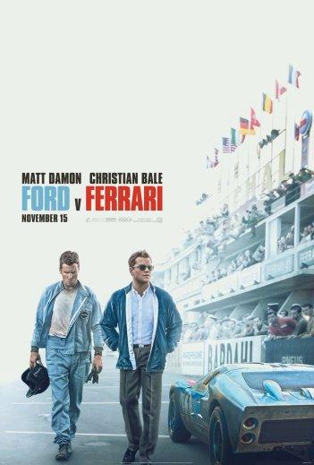 Ford v Ferrari (2019) - IMDb