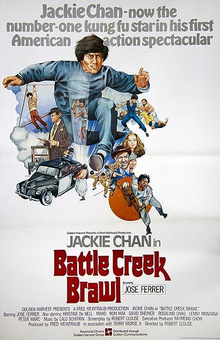 [R] Battle Creek Brawl (1980) Dual Audio Blu-Ray - 720P - x264 - 1GB - Download & Watch Online  Movie Poster - mlsbd
