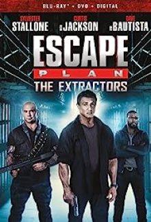 Escape plan The Extractors 2019 Movie