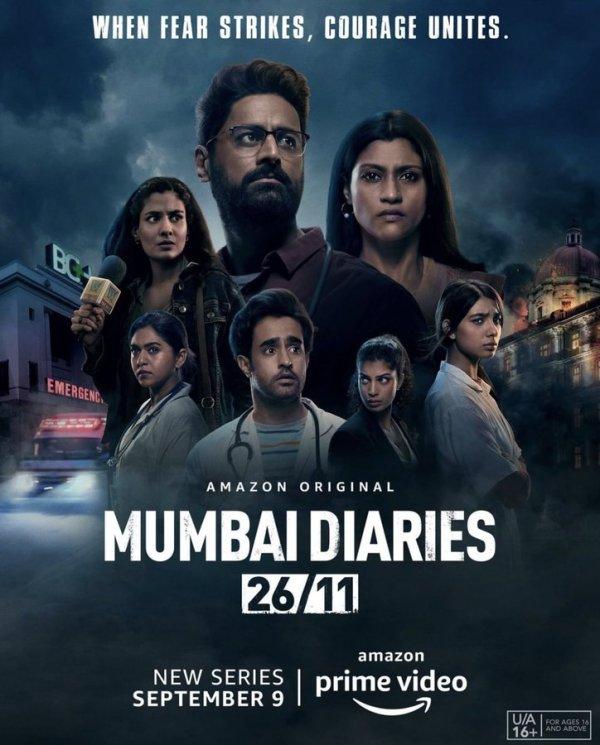 Mumbai Diaries 26/11 (TV Series 2021– ) - IMDb
