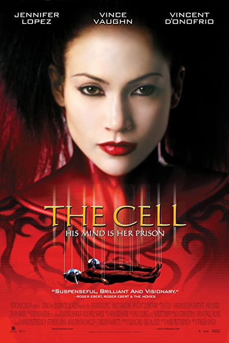 [18+] The Cell (2000) Dual Audio [Hindi+English] UNRATED Blu-Ray – 480P | 720P – x264 – 370MB