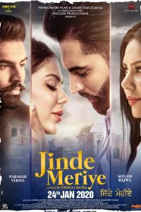 Jinde Meriye (2020) HDTVRip [Punjabi Movie] 720p & 480p x264 HD