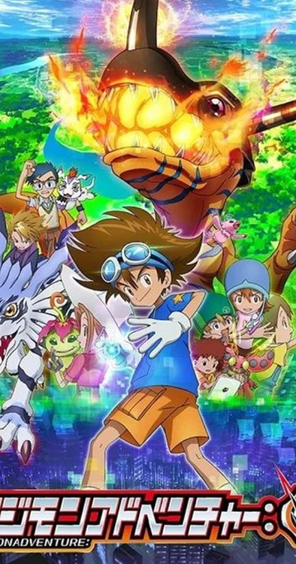Image result for digimon adventure