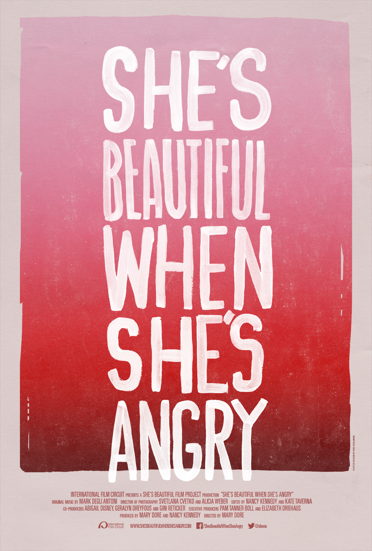 Resultado de imagen para she's beautiful when she's angry