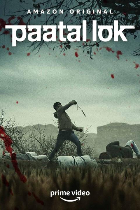 Paatal Lok 2020 (Season 1) Hindi {Amazon PrimeVideo Series} All Episodes| 480p | 720p