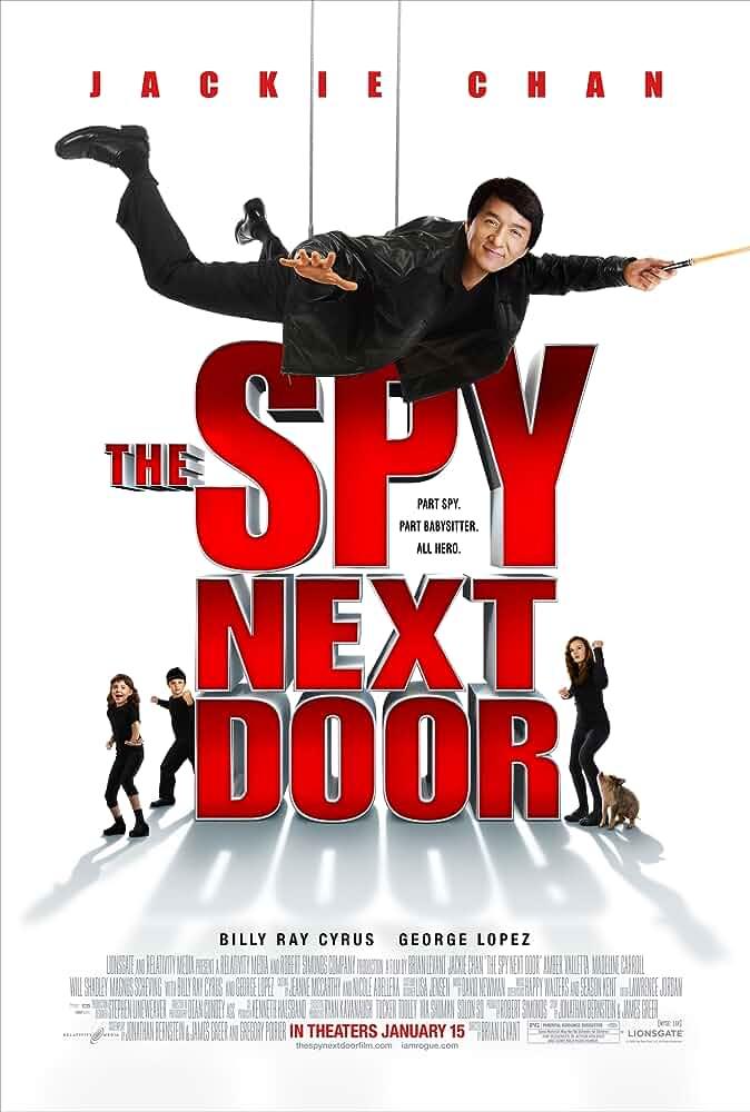 Download The Spy Next Door (2010) Dual Audio {Hindi-English} 480p [300MB] | 720p [800MB] BluRay