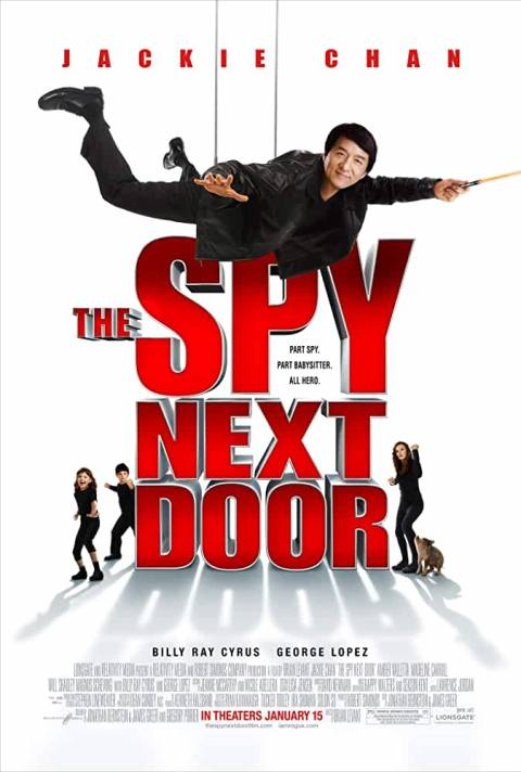Download The Spy Next Door (2010) Dual Audio {Hindi-English} 480p [300MB] | 720p [800MB] BluRay