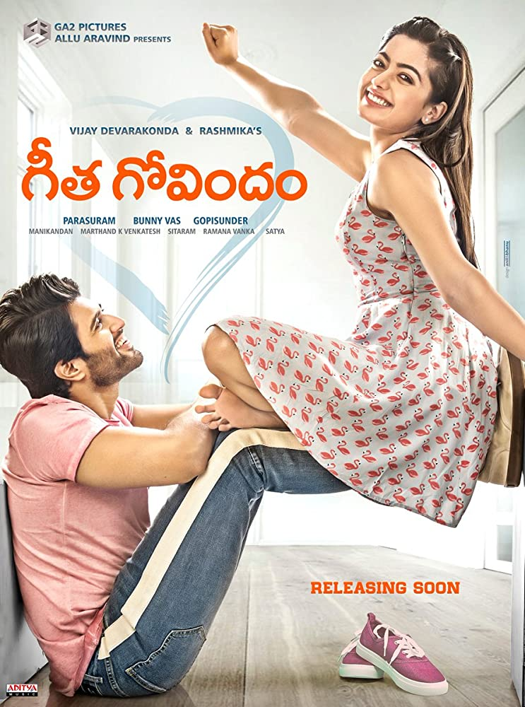 Geetha Govindam (2020) UNCUT Dual Audio Hindi 720p HDRip 800MB x264 Download