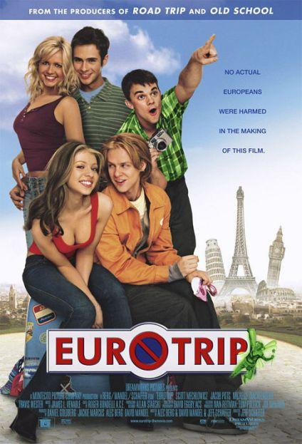 18+ EuroTrip 2004 English 720p BluRay 550MB Download