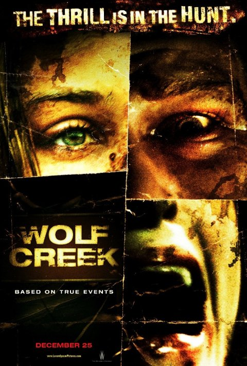 Download Wolf Creek (2005) {English With Subtitles} BluRay 480p | 720p
