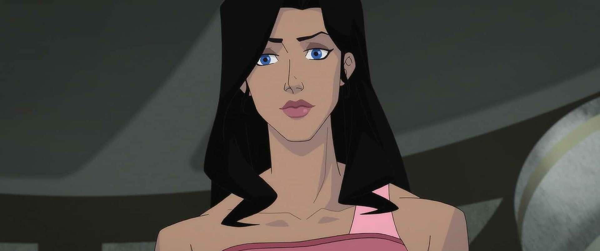Wonder Woman: Bloodlines English