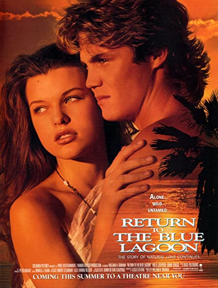 [PG-13] Return to the Blue Lagoon (1991) Dual Audio WEB-Rip - 480P | 720P - x264 - 450MB | 1GB - Download & Watch Online Movie Poster - mlsbd