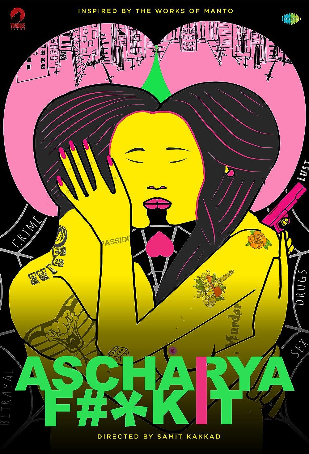 Download 18+ Ascharya Fk It 2018 Hindi 480p UNRATED HDRip ESubs 300MB
