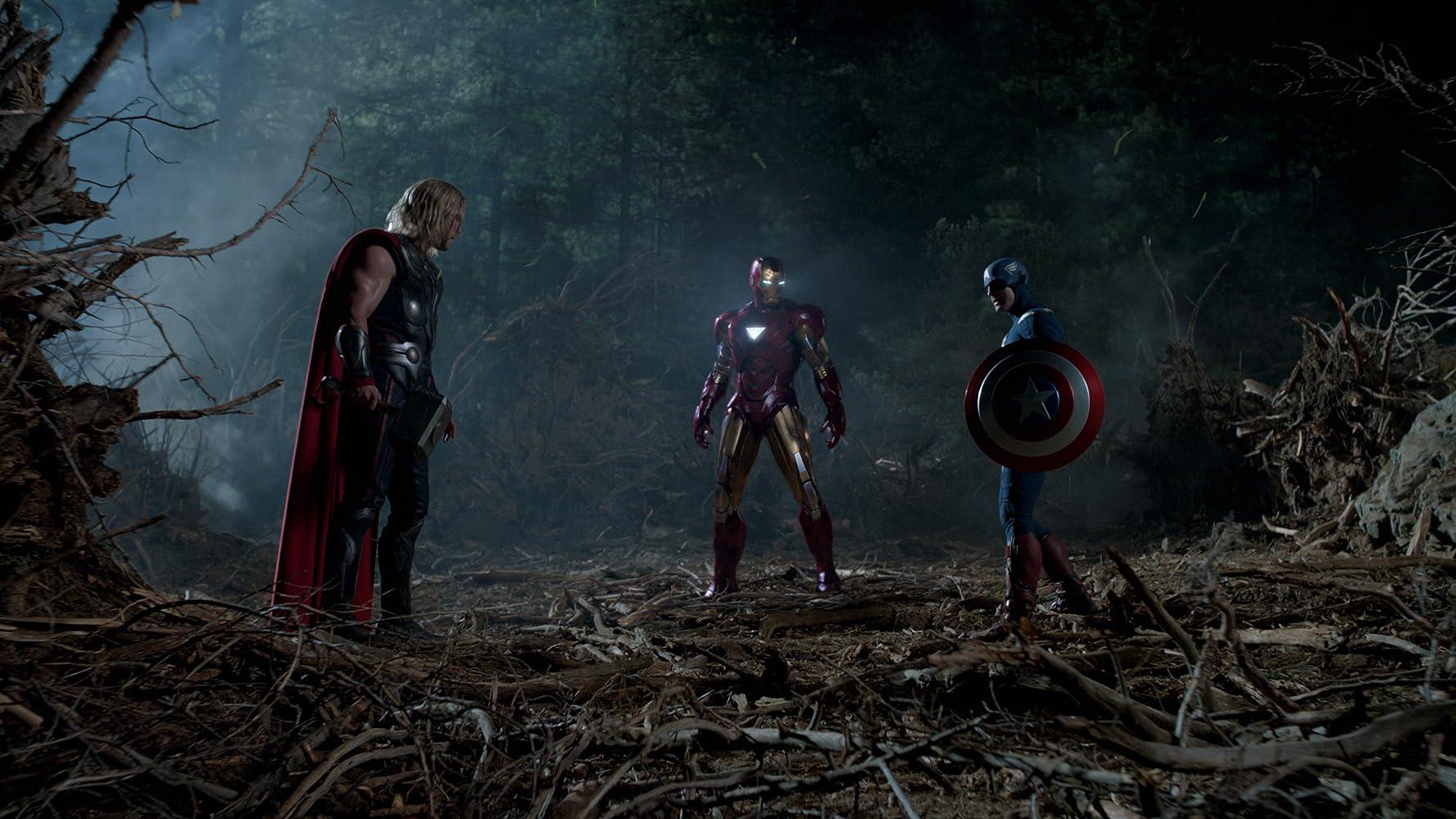The Avengers (2012) / IMDB.com