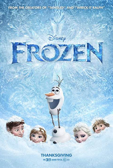 Download Frozen (2013) {Hindi-English} 480p [500MB] || 720p [1GB] || 1080p [3GB]