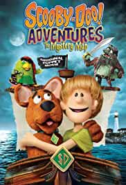 Scooby Doo Adventures The Mystery Map (2013) Dual Audio Hindi-English x264 WEB-DL 480p [145MB] | 720p [372MB] mkv