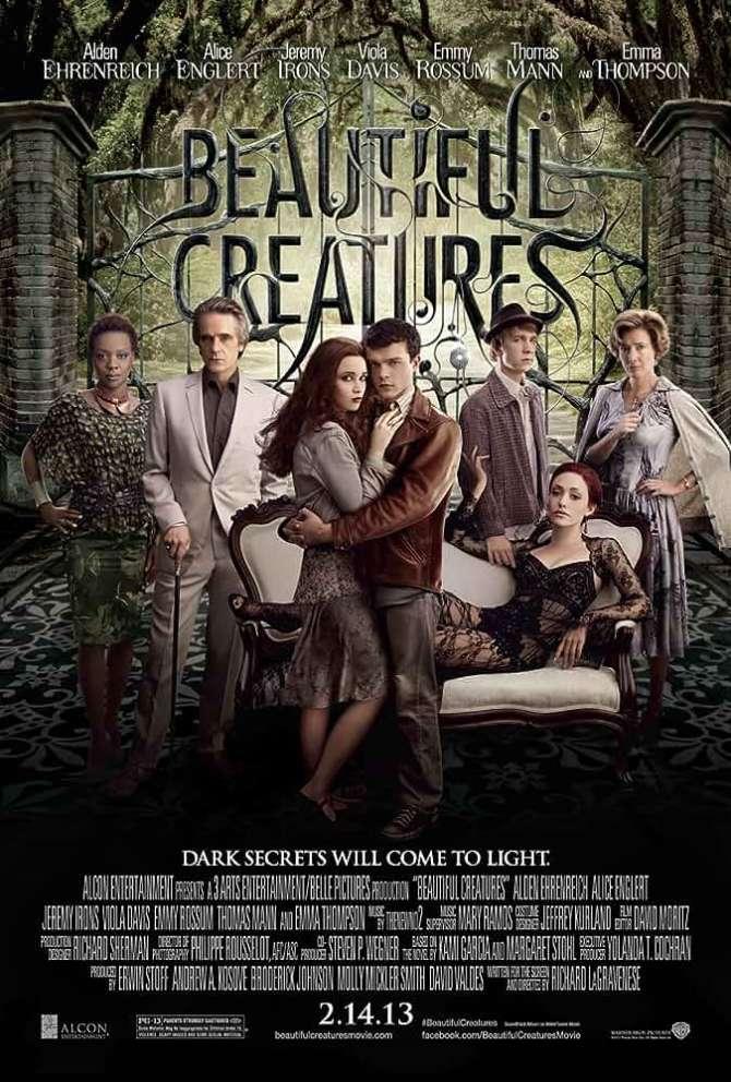 Watch Beautiful Creatures 2013 BluRay 720p Dual Audio In Hindi English on Movies365.co
