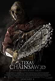Texas Chainsaw (2013) 720p Hindi Dub HEVC 500mb