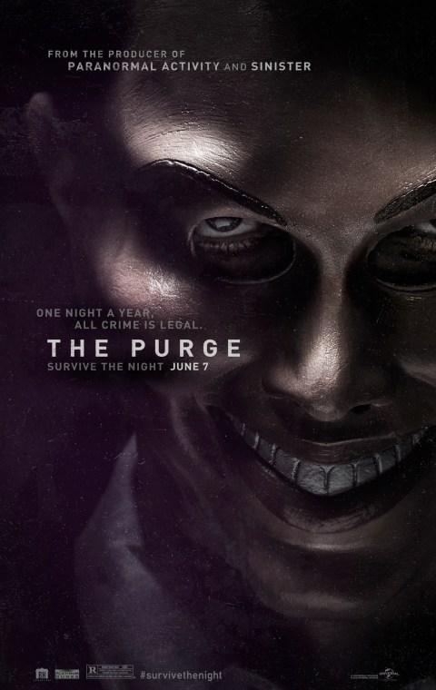 The Purge (2013) Dual Audio {Hindi-English} 480p | 720p