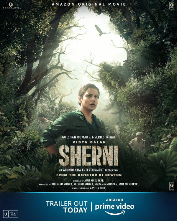 Sherni (2021) - IMDb