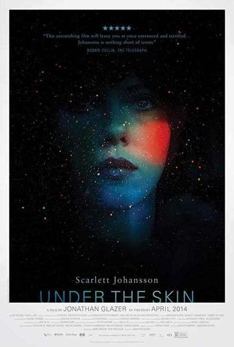 Download (18+) Under The Skin (2013) English 480p [350MB]    720p [750MB]