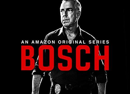 Bosch - best TV series on amazon prime
